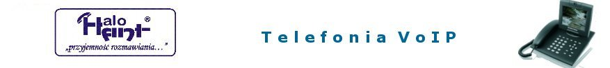 Logo telefonii internetowej HaloHANT